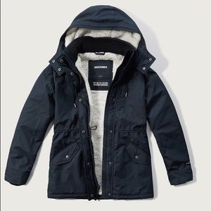 Abercrombie & Fitch all-season weather jacket